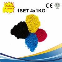 Refill Laser Copier Color Toner Powder Kit Kits C9730A 5500n 5550 5550dn 5550dtn C3500 C 3500 Printer