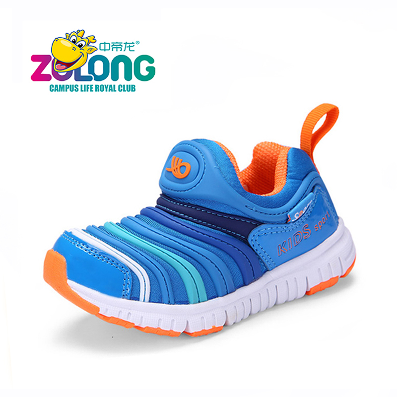 Flexible Kids Shoes Boys Slip-on Spring Autumn Sneakers Children School Sneakers Water-proof Running Shoes Anti-slip Walk Shoes manbuguizu 2017 spring autumn children s shoes for boys girls elastic spring autumn sport solid soft outdoor running kids shoes