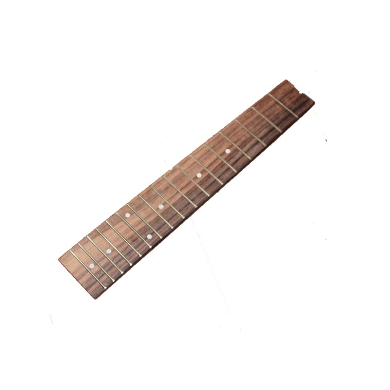 21 23 26 Ukulele Uku Fingerboard W/peral Inlay For Concert Ukulele W/17 Fret Rosewood Fretboard Beneficial To The Sperm Guitar Parts & Accessories Musical Instruments