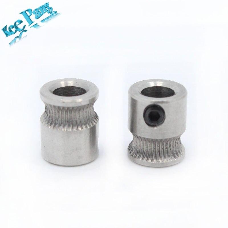 Accesorio de La Impresora 3D MK8 engranaje Conductor