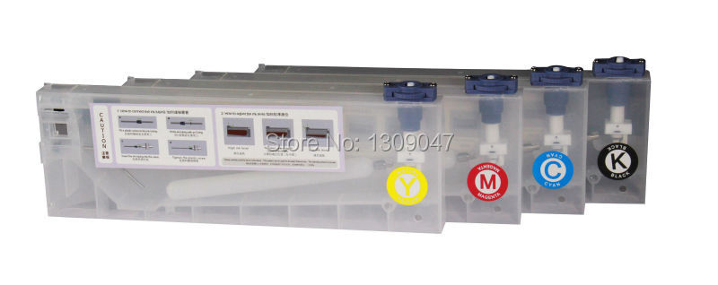 6pcs 220ml empty cartridge use for Roland/Mimaki/Mutoh and other printer bulk ink system CISS cartridge|printer brother|printer arm|printer spare parts suppliers - title=
