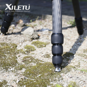 Image 5 - 3 Pieces XILETU XDS 3W 3/8 inch Non slip Stainless steel Tripod Spike For Manfrotto Gitzo RRS SIRUI BENRO