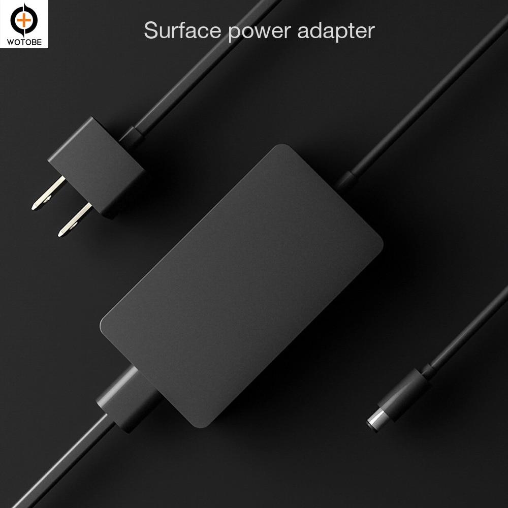 Pour le dock d'expansion de Surface Microsoft adaptateur d'alimentation sortie 90 W charge pour le dock d'expansion de Surface Pro4