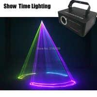 Animal flower dance Scanner Dj Laser Disco High Bright 500mw RGB cartoon line Lazer Home Party DJ Stage Lighting KTV Show laser