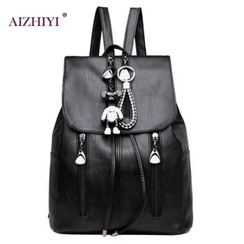 7b459ca952b1 Дамские туфли из pu искусственной кожи рюкзаки дорожные сумки модные школьные  сумки на шнурке для девочек-подростков сумка женские рюкзаки