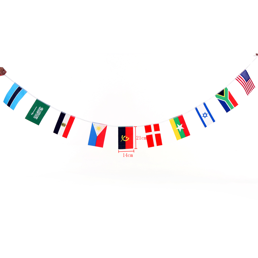 flags of the world banner - photo #3