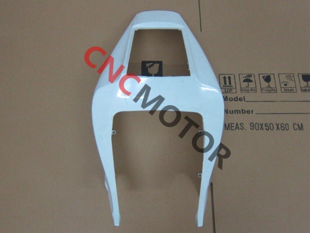 Unpainted Tail Section Fairings Kit Rear Fairing Bodyworks for Yamaha YZF R1 YZFR1 YZF-R1 YZF1000 1998-1999