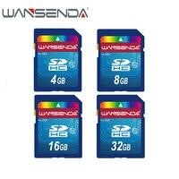 WANSENDA Class 10 Micro SD Card 32GB 16GB 8GB Memory 4GB Class 6 Flash Card Memory