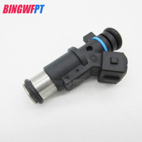 1pc Hot Sale Fuel Injector For Peugeot Car 206 High Performance Nozzle Oem Number 01F002A Auto