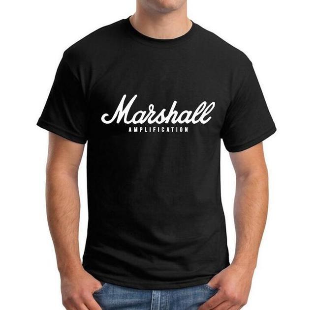 T-Shirt Coton Marshall Amplification