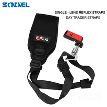 Focus F 2 sangle de caméra rapide rapide unique épaule noire sangle de ceinture avec plaque F2 pour canon nikon sony pentax appareil photo reflex numérique