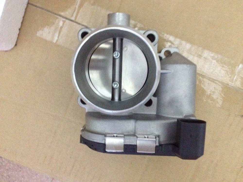 Throttle Body TBI BRAND NEW with Sensors for Audi A4 Passat A4 Quattro 1.8L OEM Good new original throttle r412010569