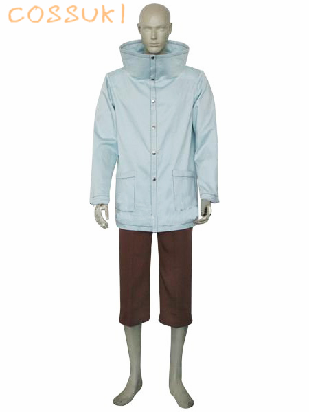 Free Shipping Newest Naruto Shino Aburame Uniform Cosplay Costume Perfect Custom For You