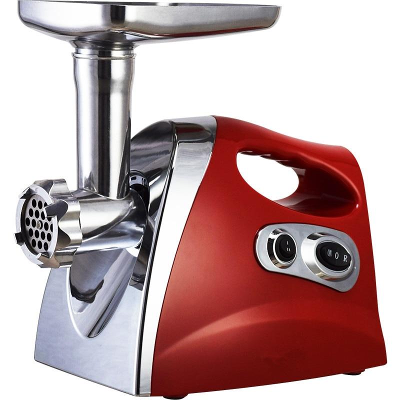 2800W ELECTRIC Meat Mincer Beef Grinder Kitchen Sausage Filler Maker Machine UK