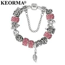 European Beads Women Bracelets