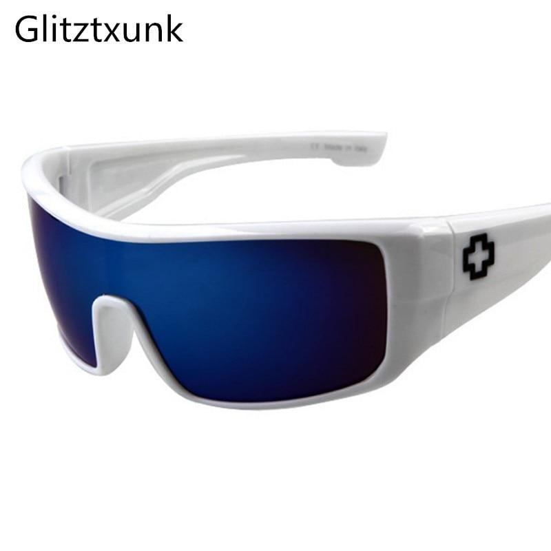 Glitztxunk 2019 New Sports Polarized Sunglasses Men Women UV400 Vintage Square Sun Glasses For Men Outdoor Eyewear okulary in Men 39 s Sunglasses from Apparel Accessories