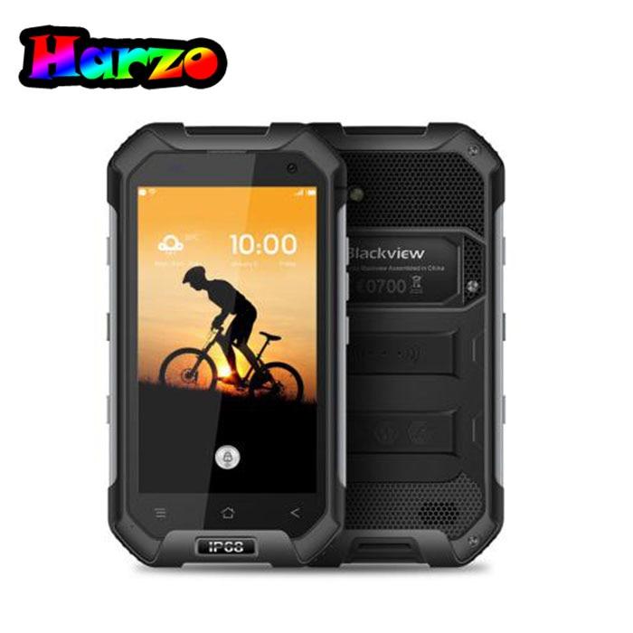 bilder für Blackview BV6000S Wasserdicht IP68 4,7 ''HD MT6735 Quad Core Android 6,0 Mobile Handy 2 GB RAM 16 GB ROM 4G LTE Smartphone