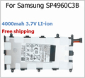 4000 мАч 3.7 В SP4960C3B Аккумулятор для Samsung для Galaxy Tab 2 7.0 GT-P3113 P3100 P6200 SP4960C3B