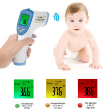 Digital Infrared Fast Reading Accurate Forehead Thermometer Baby Health Non Contact Body Temperature Meter Kids Care