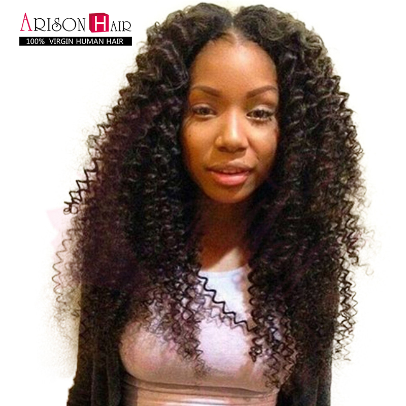 Fantastic 7A Grade Glueless Brazilian Human Hair Kinky Jerry Curly Full Lace Hairstyle Inspiration Daily Dogsangcom