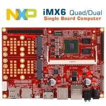 Я. mx6quad бортовой компьютер imx6 android/linux Совет по развитию i. mx6 ЦП cortexA9 борту встроенный POS/car/медицинские/промышленных доска