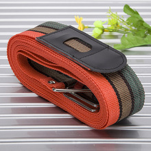 INHO CHANCY ! Travel Accessories Suitcase packed with seat belts abroad suitcase crossword baggage straps