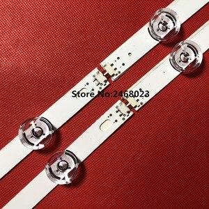 Image 5 - LED Backlight strip For LG 49lb5200 AGF78402201 49LB561U 49LB582V 49LB580U 49LF5800 49LF5610 49LF5500 49LB570B 49LB5800 49LB551