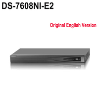 Hik Original DS 7608NI E2 FULL HD 8 Channel 1080P CCTV NVR 8CH 2 SATA HDD