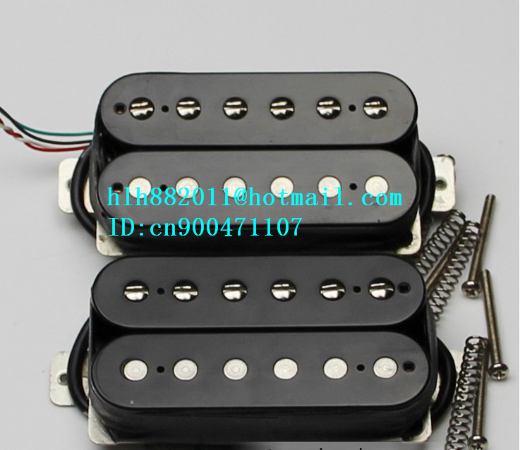 new electric guitar pickup in black made in South Korea ART-34 Can cut single free shipping new electric guitar double coil pickup chb 5 can cut single art 46