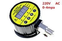 0 4MPA digital electric contact pressure gauge, vacuum meter, digital display, intelligent pressure controller, pressure switch