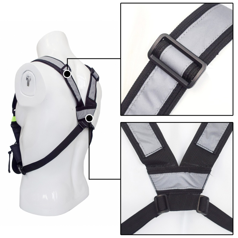 Camping & Hiking Outdoor Tactical Vest Wireless Call Machine Vest Vest Chest Bag Holster Bag Sports & Entertainment