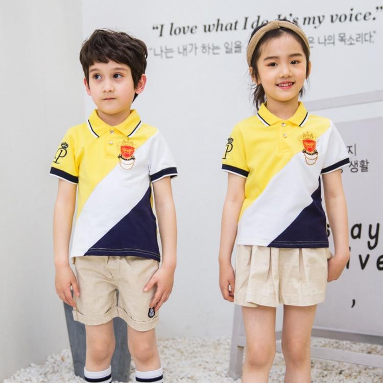 3-1212 months Kids Clothes Set 2018 Summer time Ladies and Boys Informal Garments Children Garments T-shirt + Shorts/SKirt 2PCS Tracksuit Clothes Units, Low-cost Clothes Units, 3 1212 months Kids...
