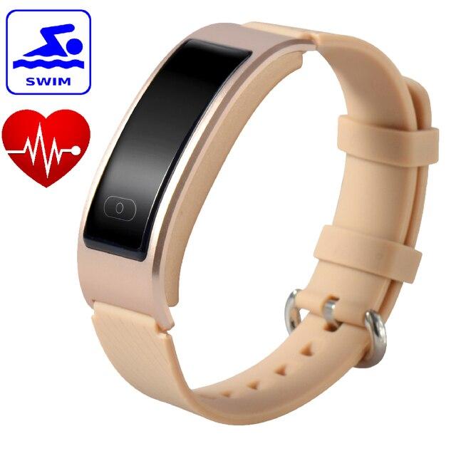 Smart Wrist Band DF23 Heartrate Monitor Sport Waterproof Smartwatch Intelligent Bracelet Clock Wearable Device Reloj Inteligente