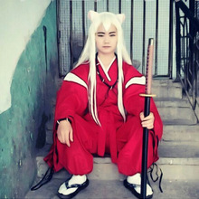 Inuyasha Cosplay Costume Fashion 2019 New Halloween Anime Witch Cos Clothing