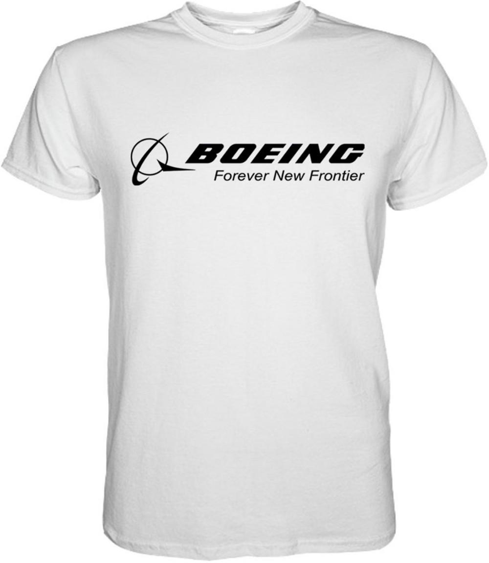 BOEING T-SHIRT Aerospace Aviation1