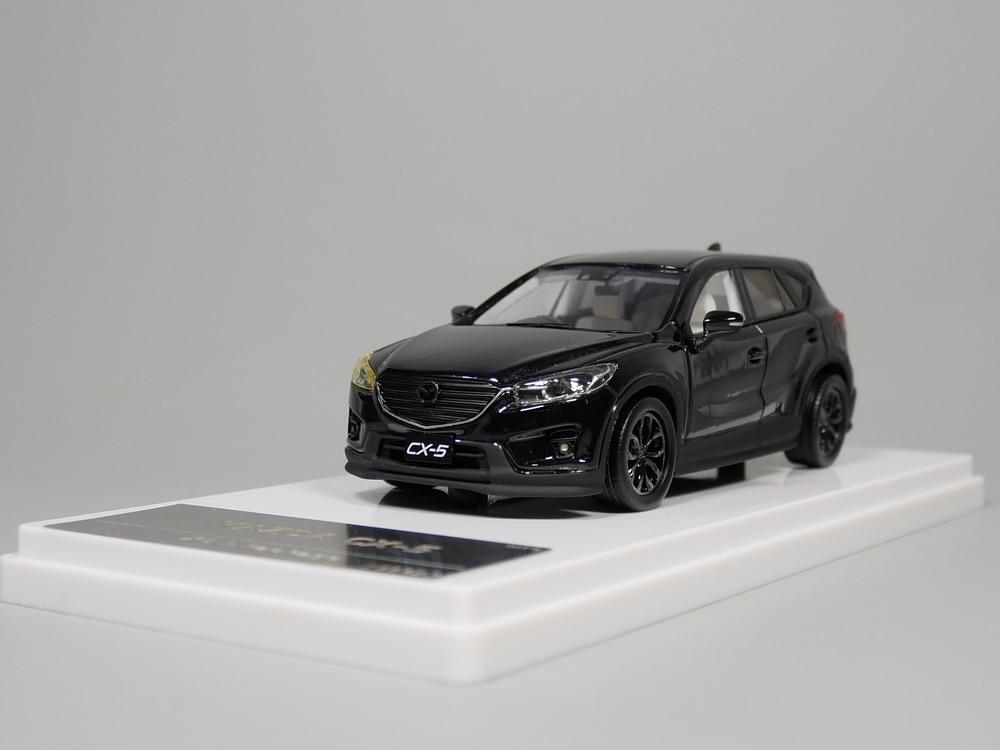wit's 1:43 MAZDA CX-5 2015 Resin model car refires mazda 3 resin material