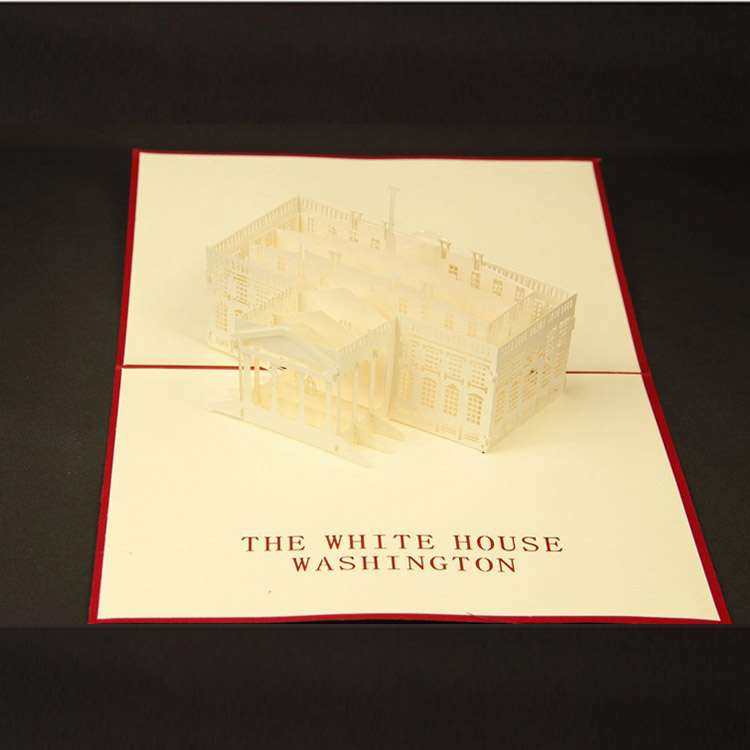 White House 3 d greeting card happy valentines day wedding – Birthday Card from White House