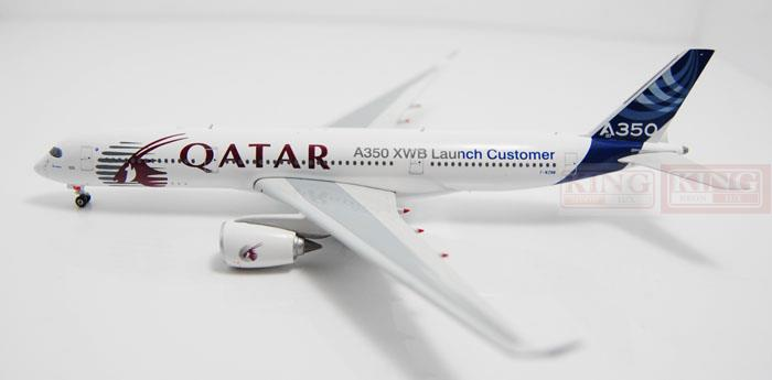10971* Phoenix Qatar Airways F-WZNW 1:400 A350-900 commercial jetliners plane model hobby frances gillespie al haya al bahriya fee qatar sea and shore life of qatar