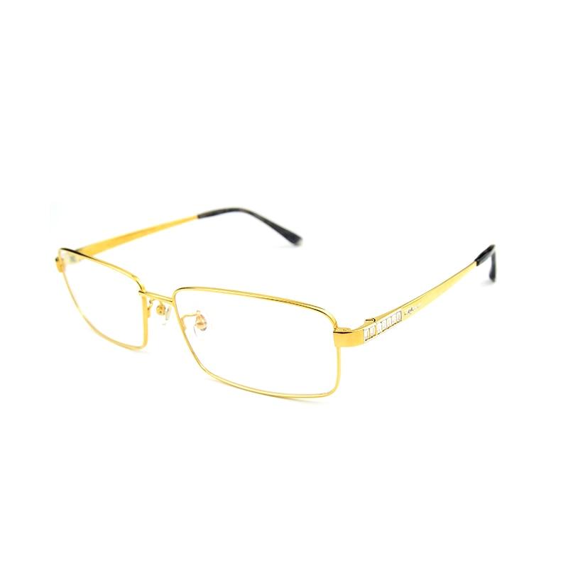 f3876d0e2c Chlpond LuxuryM20105 Pure Titanium Half Rim Brand Eyeglasses Men Optical  Spectacle Frame Eye Prescription Glasses Oculos