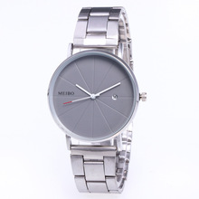 2019 New Geneva Men Calendar Elegant Casual Quartz Watch Women Full Stainless Steel Watches Relogio Feminino Ladies Wrist Watch все цены