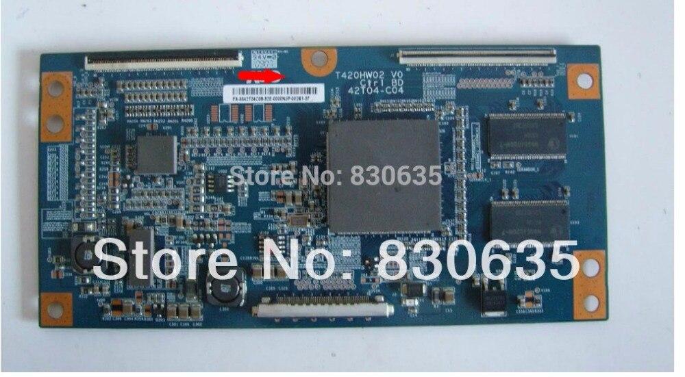 Logic board T420HW02 V0 CTRL BD 42T04 C04  Logic board connect with T CON connect board|board|board board  - title=