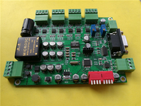 ADC 16 bit 8 channel 1000 times magnification PLC extended industrial control module Wide range Modbus