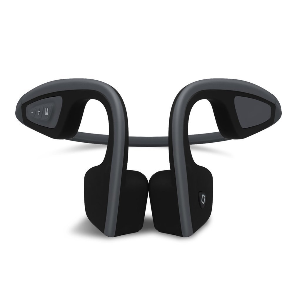 Z8 casque sans fil Bluetooth écouteurs à Conduction osseuse Bluetooth 5.0 casque de Sport en plein air mains libres anti-transpiration