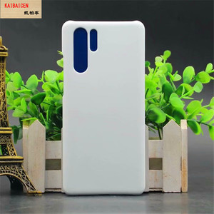 Image 4 - DHL Freeshipping For Huawei P30/P30 Pro/P30 Lite 3D Sublimation Cell Phone Cover Case