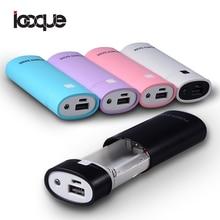 (No Battery) Charger DIY KIT 2×18650 Smart Chips Protection Portable Battery Power Bank Shell Case Powerbank Box  5200mAh