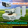 DIY Range Extender High Gain 7DBI Refitting Antenna for DJI Inspire 1/ Phantom 3 Professional & Advanced