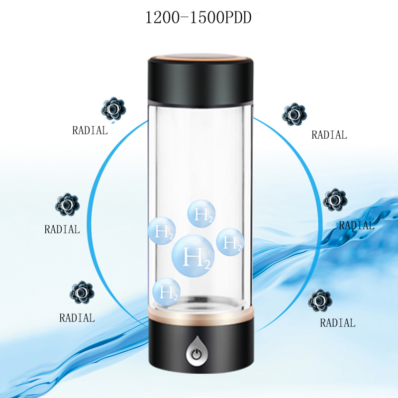 Image 5 - SPE/PEM Hydrogen Water Generator Water Ionizer Bottle Water Purifier Water Filter Separate H2 and O2 High Pure Hydrogen Bottle-in Water Filters from Home Appliances