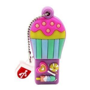 Image 2 - TEXT ME new romantic hot air balloon  usb 4GB 8GB 16GB 32GB pendrive USB Flash Drive creative gift Stick Pendrive