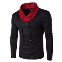 Fall Men S V Neck Long Sleeved Thin Sweater Men S Casual Men S Clothing Fashion