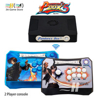 Pandora Box 4S 680 In 1 Game Pandora S Box Wireless Joystick Arcade Controller Zero Delay